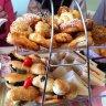 The snack tray  :: ذي كيك شوب كافيه