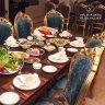 أجمل الجلسات العائلية في قصر يلديز :: مطعم قصر يلدز