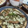 Man'osheh za'atr and white cheese  :: اسرار ادم