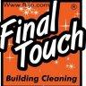 our logo :: فاينال تاتش لتنظيف المباني