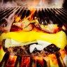 our grilled beef burgers  برجر فيليز الشهي :: ستيك وبرجر فيليز