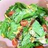 very delicious rocca salad   :: ذي كيك شوب كافيه